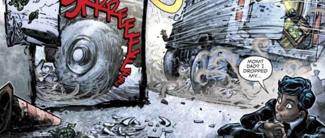 Batman/Teenage Mutant Ninja Turtles III #3 Review