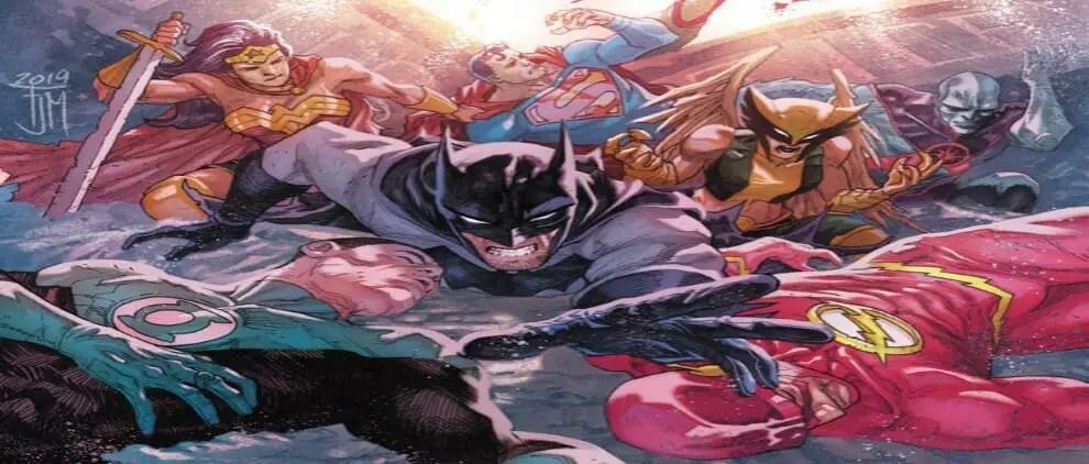 DC Comics October 2019 Solicitations Analysis