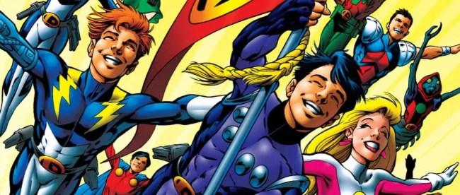 DC Comics Legion of Super-Heroes