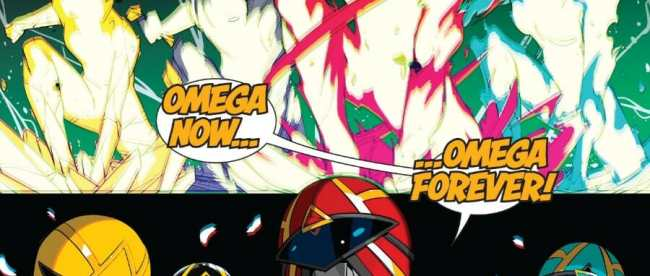 Mighty Morphin Power Rangers #41 Review