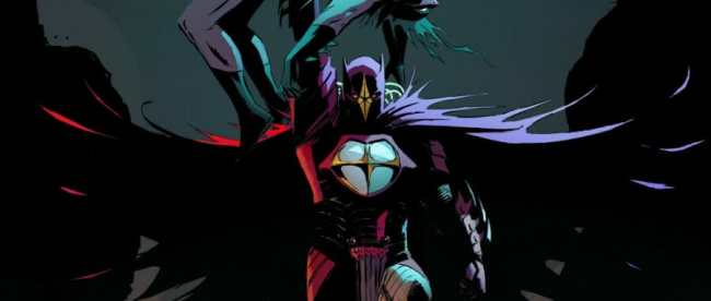 SDCC 19 Tales From The Dark Multiverse Batman Knightfall