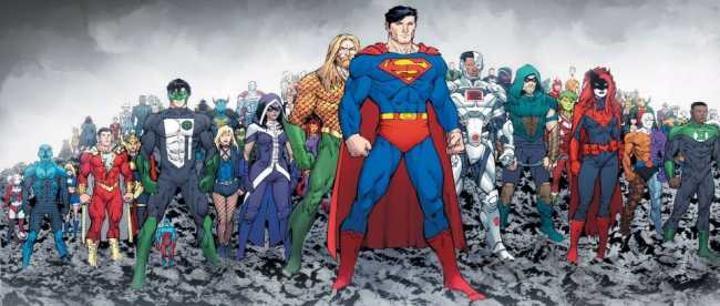 SDCC 2019 Commentary: DC Comics Talks About DCU Future