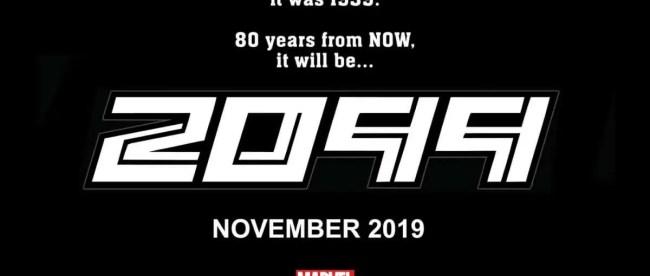 SDCC 2019 Marvel Teases 2099 Return