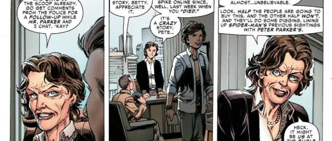 Spider-Man: Life Story #5 Review
