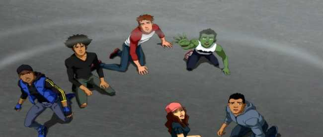 """Young Justice: Outsiders Episode 16 """"Illusion Of Control"""" Review"""