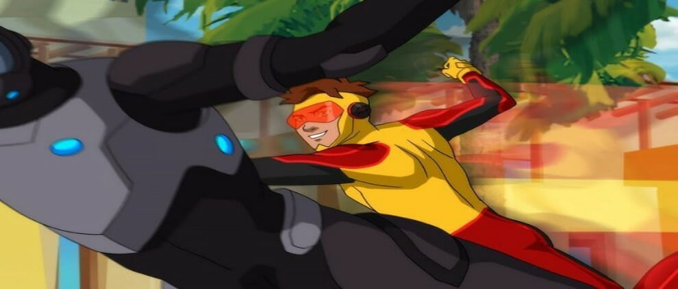 """Young Justice: Outsiders Episode 19 """"Elder Wisdom"""" Review"""
