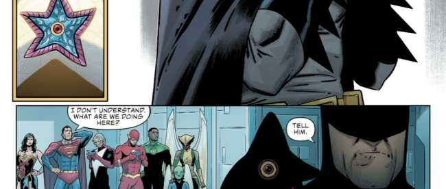 DC Comics Justice League #29 Review
