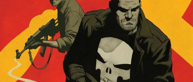 Punisher Soviet #1 Cover