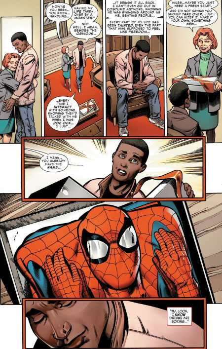 Spider-Man: Life Story #6 Highlight
