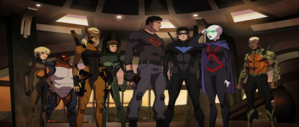 """Young Justice: Outsiders Episode 23 """"Terminus"""" Review"""