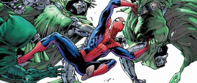 Amazing Spider-Man #35 Cover