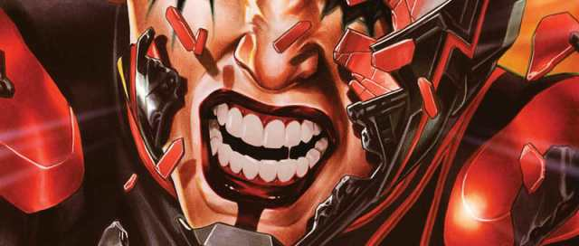 Captain Marvel #13 Cover