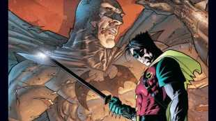 DC Comics Damian: Don of Batman #1