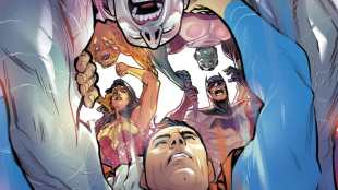 DC Comics Justice League #30 Review