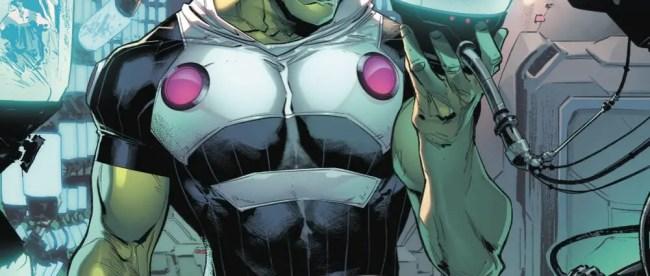DC Comics Justice League #31 Review