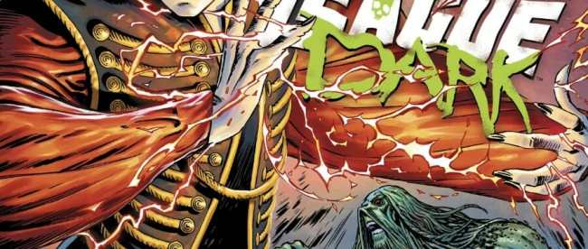 Justice League Dark #14 Cover