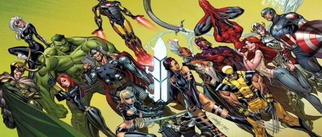 Marvel Comics December 2019 Solicitation Analysis