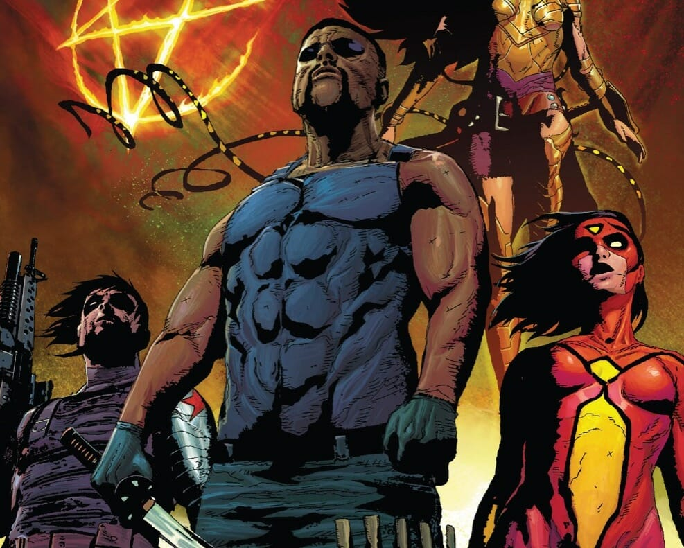 Marvel Comics Strikeforce #1 Review
