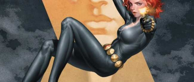 Web Of Black Widow #1 Cover