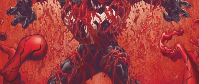 Absolute Carnage #4 Cover