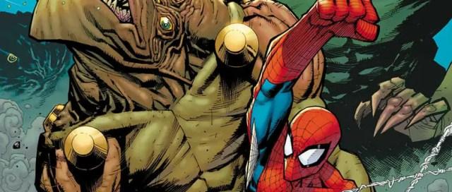 Amazing Spider-Man #37 Cover