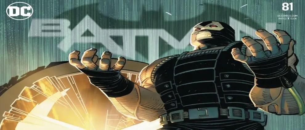 Batman #81 Review
