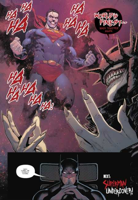 Batman/Superman 2 Superman Who Laughs Joins Batman Who Laughs