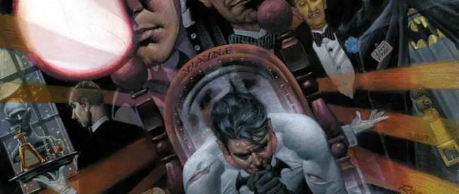 Detective Comics Annual #3 Cover