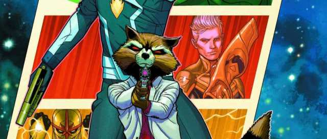 GUARDIANS OF THE GALAXY BY AL EWING AND JUANN CABAL