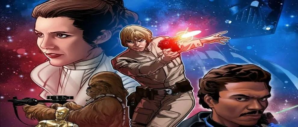 Marvel Star Wars Comic NYCC 2019
