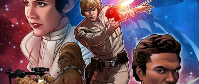 Marvel Star Wars Comic Relaunch NYCC 2019