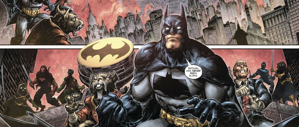 Top Comic Book Moments For September 2019