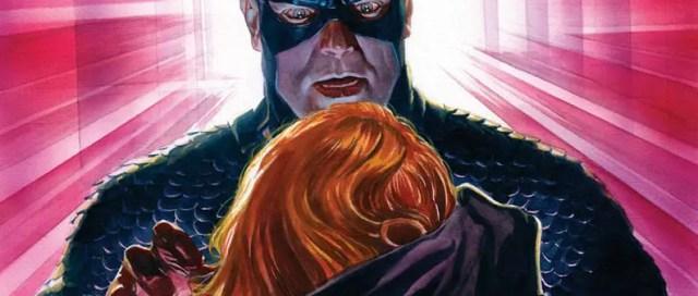 Captain America #19 Cover