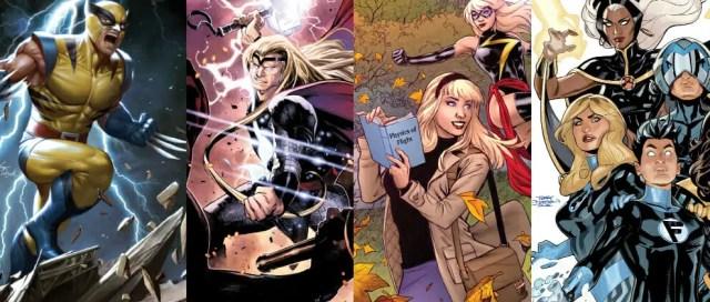 Marvel Comics February 2020 Solicitation Analysis