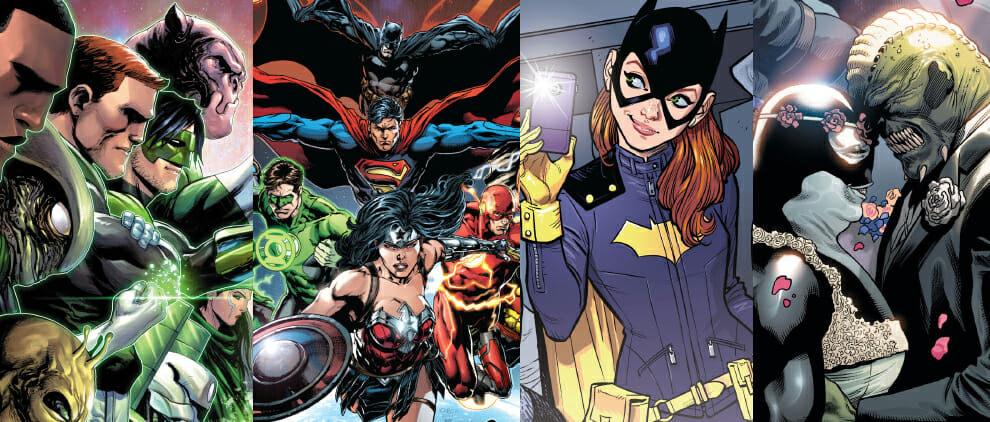 Top Comic Books Of The Decade (2010-2019): DC Comics
