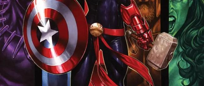 Captain Marvel #16 Cover