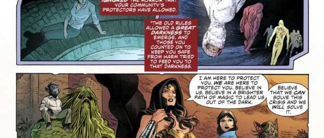 Justice League Dark Team Officially Formed