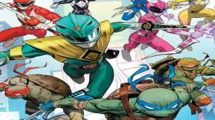 Mighty Morphin Power Rangers/Teenage Mutant Ninja Turtles #1 Review