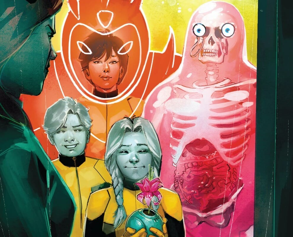 Marvel Comics New Mutants #3 Review