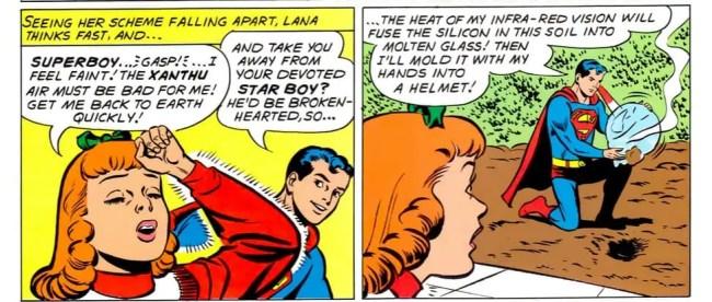 DC Comics Legion of Super-Heroes Adventure Comics #282 Review