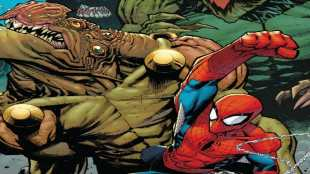 "Amazing Spider-Man #37 ""Time For A Change"" Review"