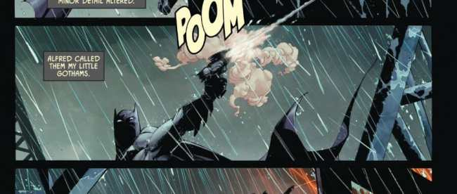 Batman #86 Review
