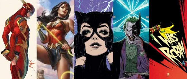 DC Comics April 2020 Solicitations Analysis