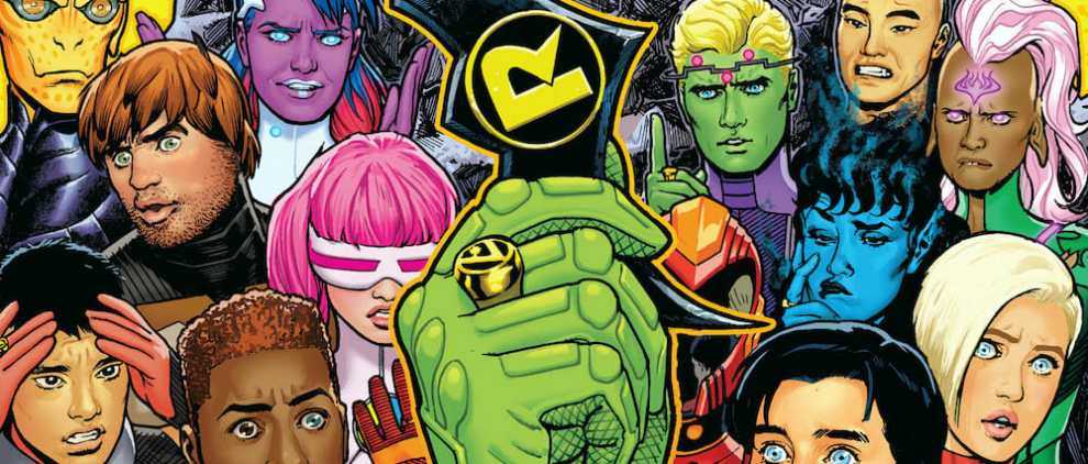 DC Comics Legion of Super-Heroes #3 Review