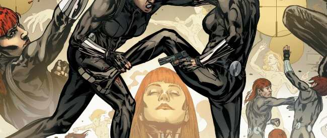 The Web Of Black Widow #5 Review