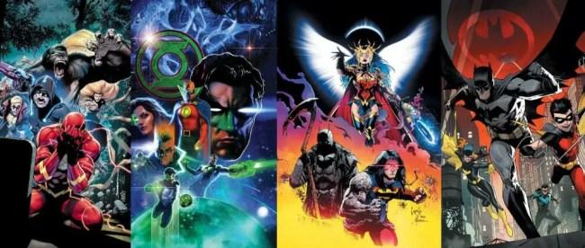 DC Comics May 2020 Solicitations Analysis