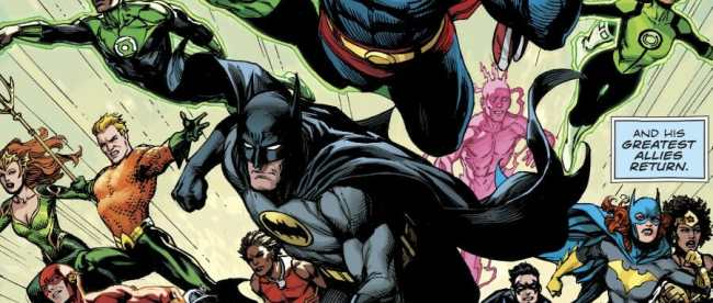 Doomsday Clock Teases DCU Future