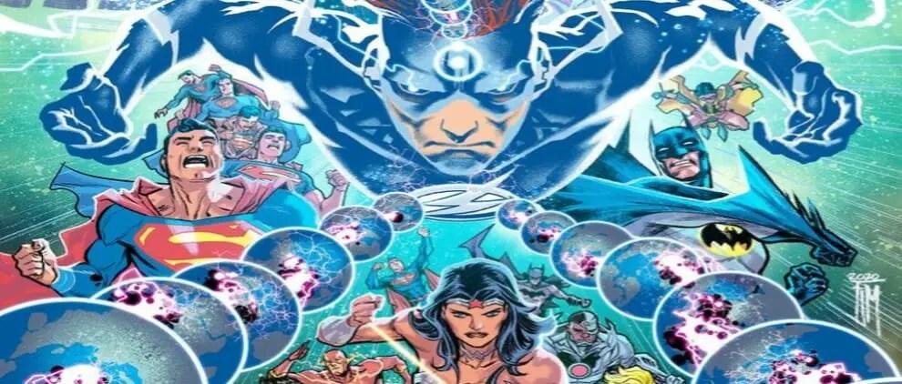 DC Comics' Generation Zero To Streamline Continuity?