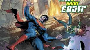 DC Comics Justice League #39 Review