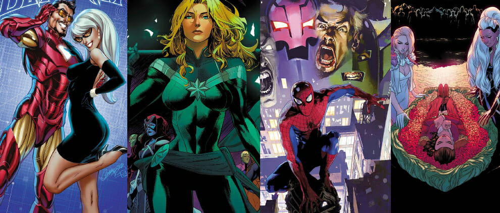 Marvel Comics May 2020 Solicitation Analysis